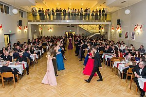 Ebenfurther Stadtball, 21.01.2017