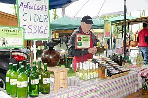 4. Schmankerlmarkt in Ebenfurth, 03.05.2015