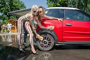 Sexy Car 'n' Bike Wash, 26.05.2016