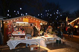 Adventmarkt am Neufelder See, 08. + 09.12.2012