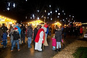 Adventmarkt am Neufelder See, 06. + 07.12.2014