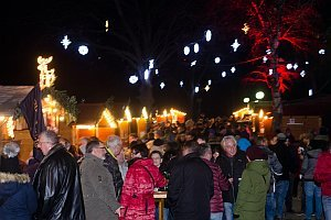 Adventmarkt am Neufelder See, 05. + 06.12.2015