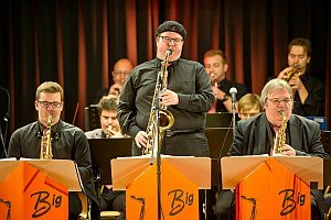 Big Band Project Katzelsdorf, 24.10.2015