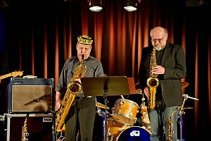 4. Blues Night mit Habersak & Friends, 18.02.2016