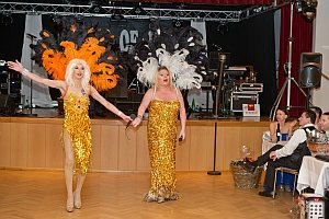 16. Stadtball in Neufeld, 10.01.2015