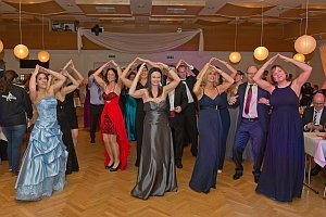 17. Stadtball in Neufeld, 09.01.2016