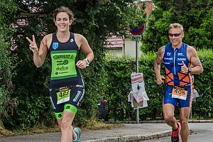 29. Triathlon in Neufeld: Kurz, 12.06.2016