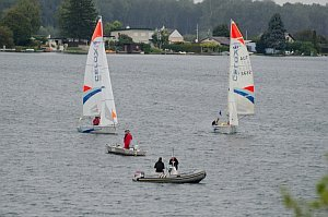 Austrian Match Racing Tour beim UYCNf, 27.09.2014