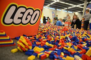 Lego Kids Fest in Wien, 02.11.2013